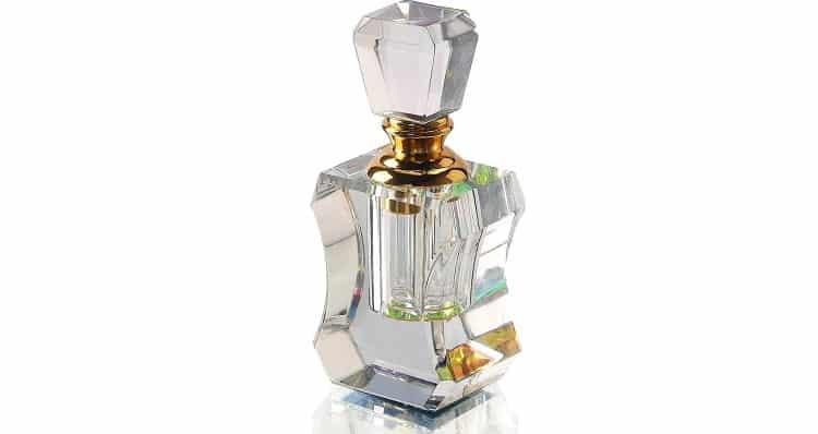 3ml Crystal Vintage Style Perfume Bottle