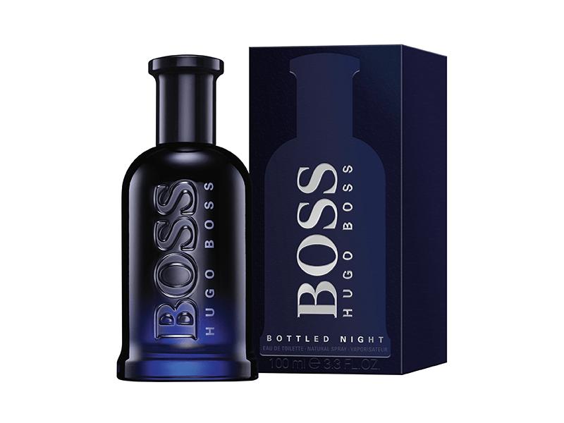 Bottled Night Cologne by Hugo Boss