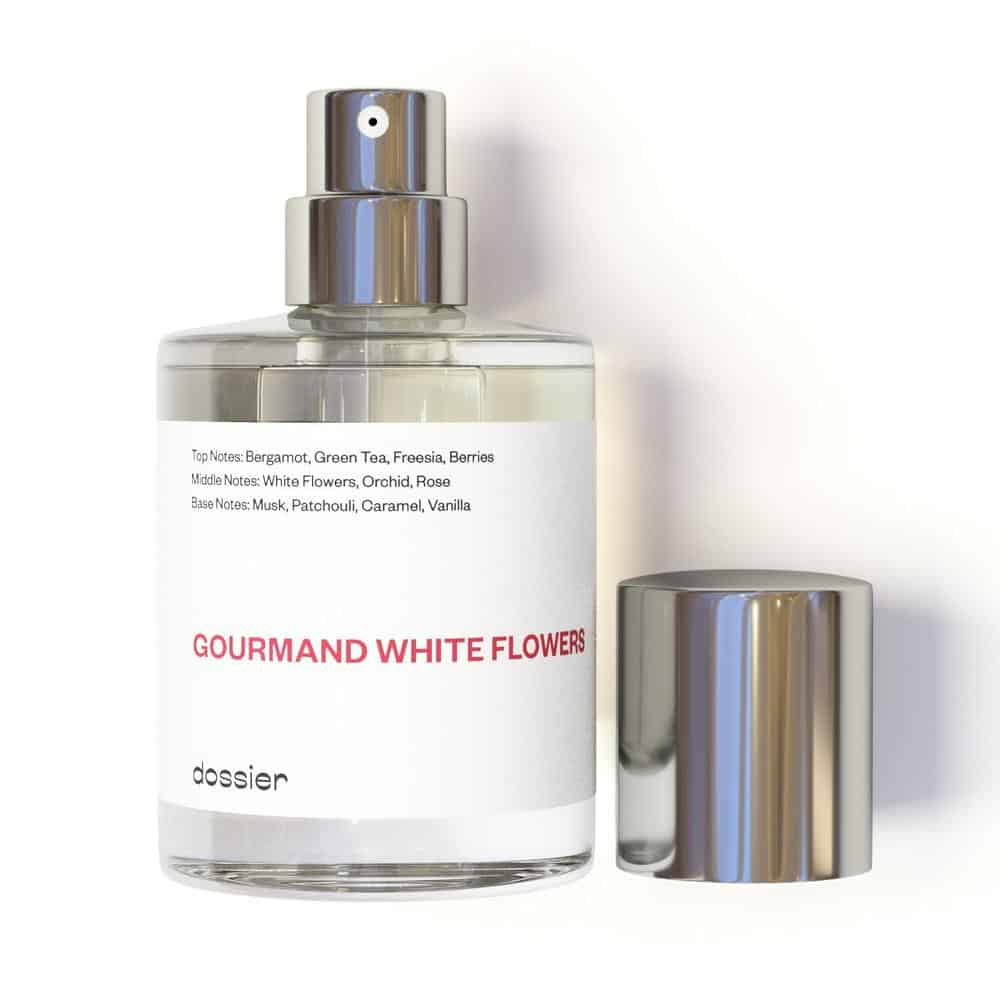 Gourmand White Flowers