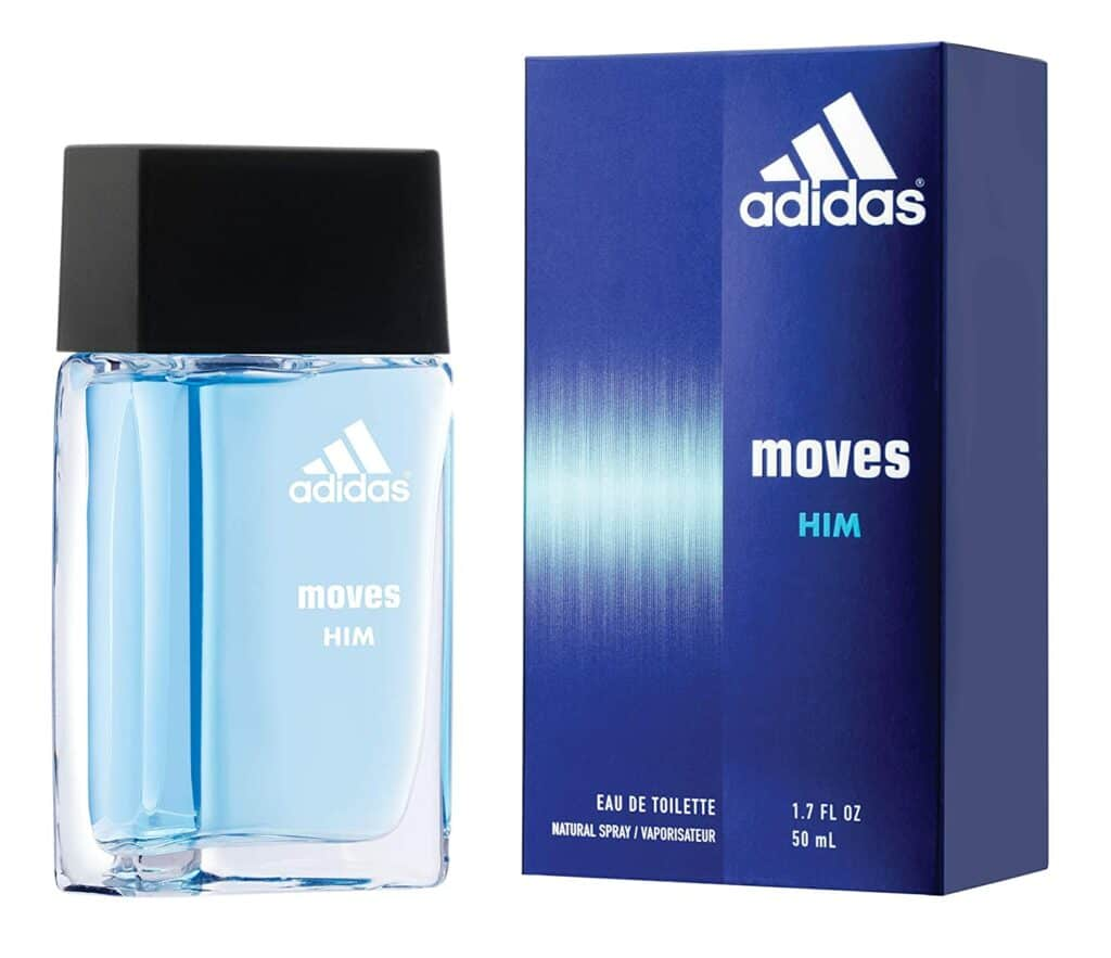 adidas moves toilette