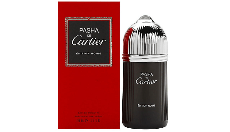 Pasha de Cartier Edition Noire EDT