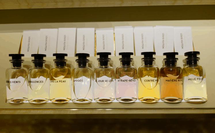 louis vuitton perfume guide