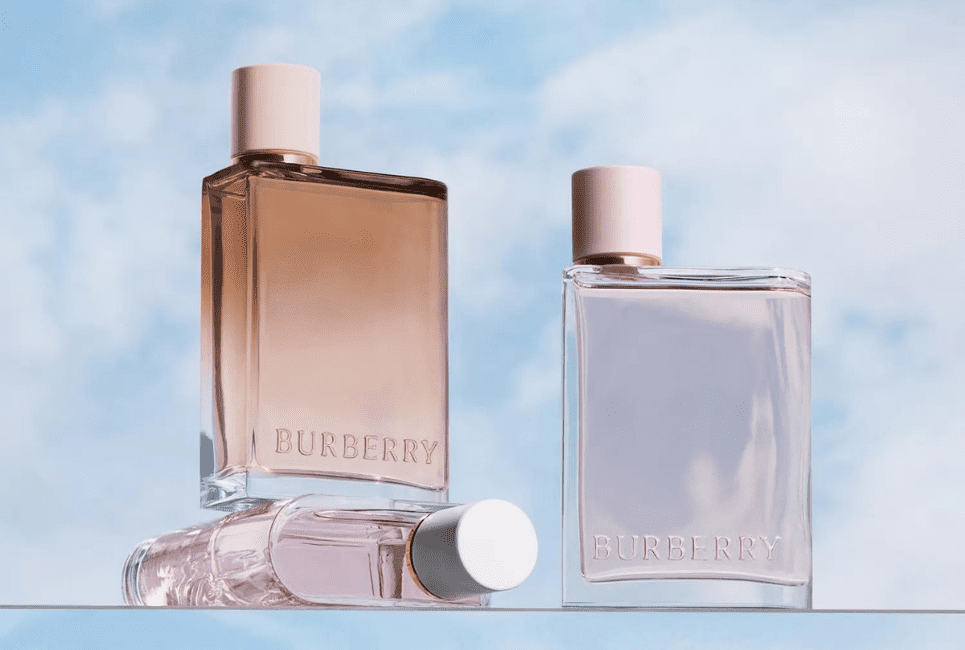 Burberry Her Perfume Guide