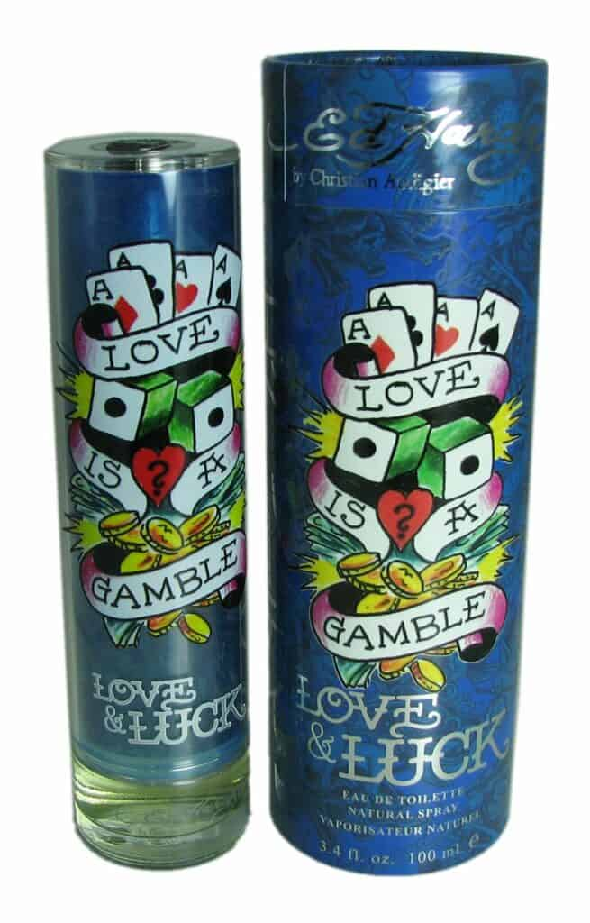 Ed Hardy Love and Luck EDT